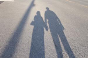 理想のカップルの身長差