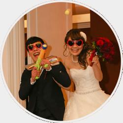 結婚式二次会 ザクラブオブエクセレントコースト