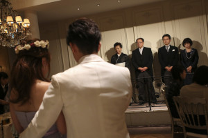 親族の結婚式の服装